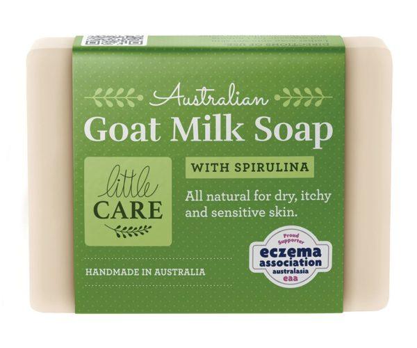 spirulina soap bar