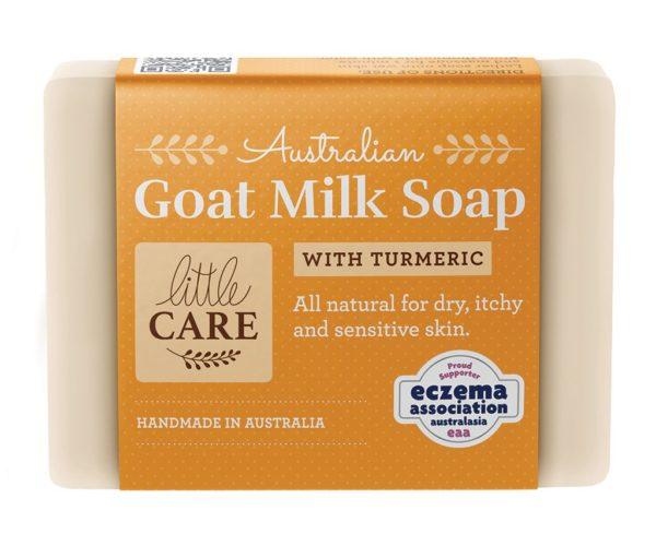 turmeric soap bar